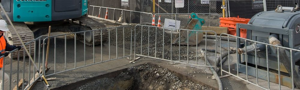 Central City Infrastructure Rebuild Plans