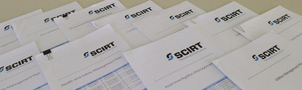 SCIRT Management Plans