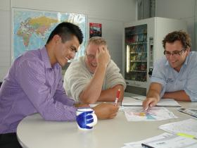 Design Teams Work Together for Common Goal