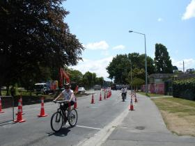 Cycle Safety and Traffic Management Best Practice Guideline