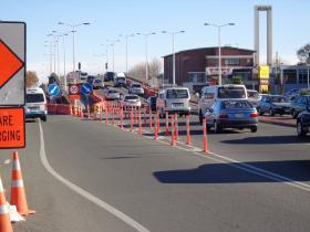 Pro Forma Traffic Management Plan
