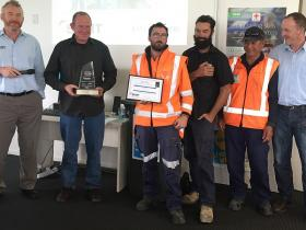 Bill Perry Safety Awards