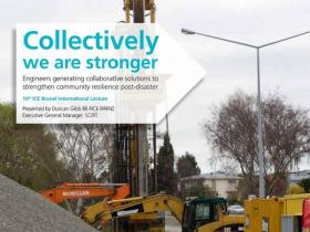 The 10th Brunel International Lecture Series: Collectively we are Stronger
